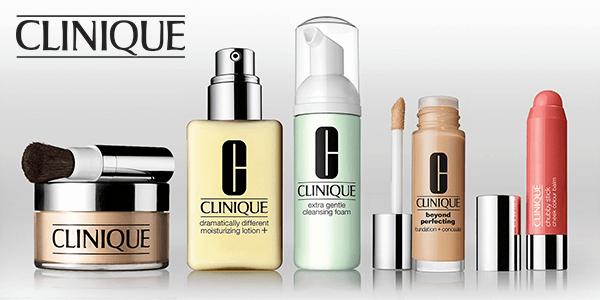 Sản phẩm của Clinique nằm trong TOP bán chạy nhất thế giới
