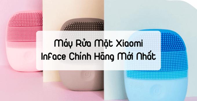 Máy Rửa Mặt Xiaomi Inface Sóng Âm Chính Hãng Mới Nhất