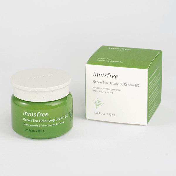 Bộ sản phẩm Kem dưỡng ẩm Innisfree dành riêng cho da dầu mụn