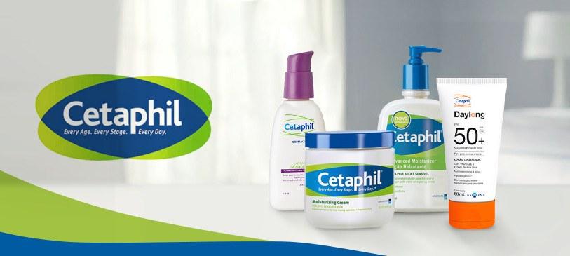 Sản phẩm của Cetaphil được tin dùng khắp trên thế giới