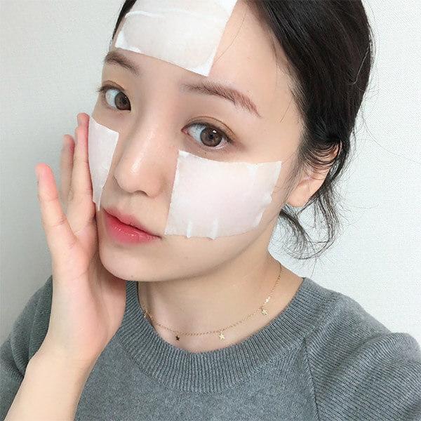 Cải thiện làn da với lotion mask