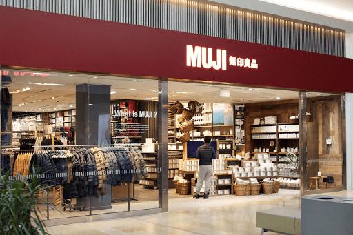 Cửa hàng của Muji có mặt tại nhiều nơi trên thế giới