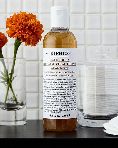 Kiehl's Calendula Herbal xứng giá với giá trị mà sản phẩm mang lại