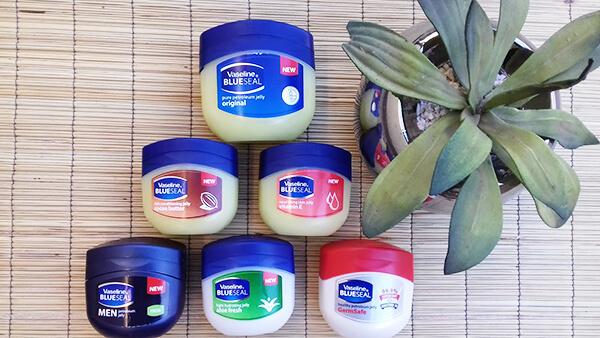 Kem dưỡng ẩm Vaseline làm mịn da