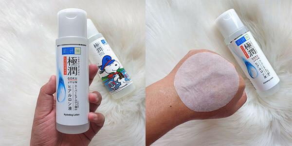 Chất gel thẩm thấu nhanh vào da và tạo cảm giác thoải mái nhất khi sử dụng