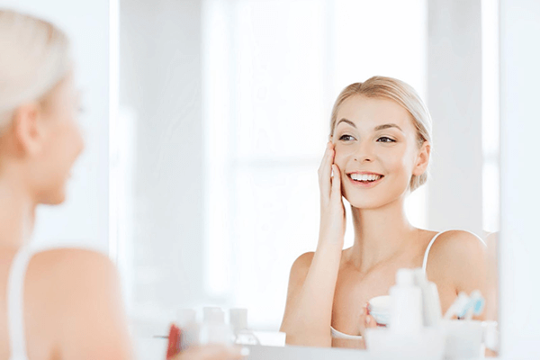 Cải thiện, duy trì vẻ đẹp làn da mỗi ngày