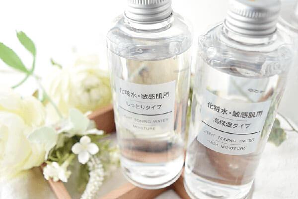 Sản phẩm không chứa cồn, paraben hay hương liệu gây kích ứng cho da