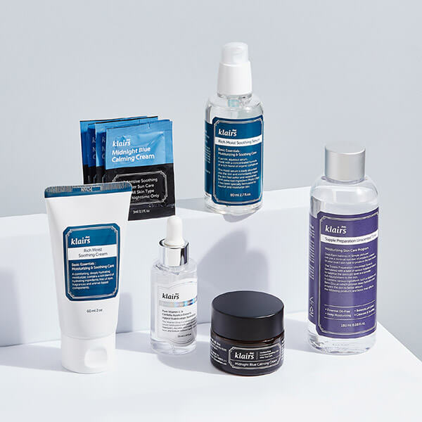 Những sản phẩm nhà Klairs Hàn Quốc