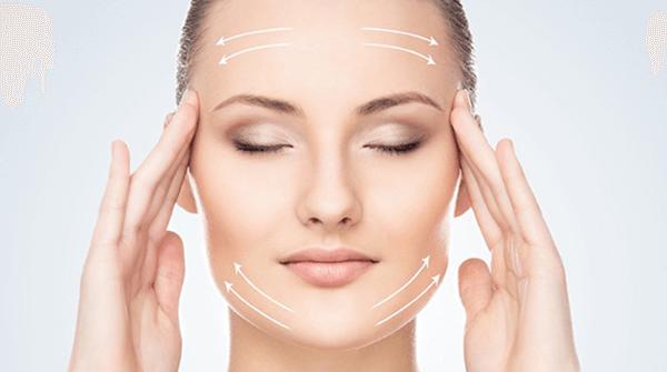 Giúp kem dưỡng thấp tận vào sâu bên trong da
