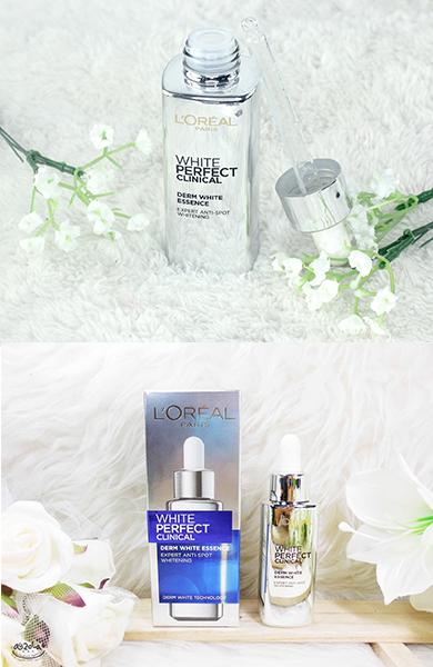 Serum dưỡng trắng L'oréal Paris White Perfect Clinical