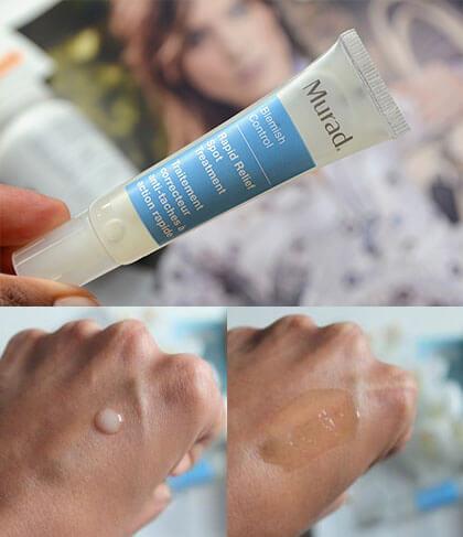 Đem lạihiệu quả nhanh, rất thích hợp với làn da dầu mụn.