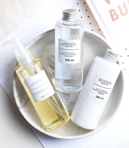 Cải thiện làn da với các sản phẩm tự nhiên đến từ nhà Muji