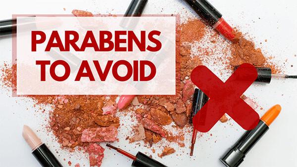 Chất Paraben tiềm ẩn những tác hại khi sử dụng 1 thời gian dài với nồng độ cao