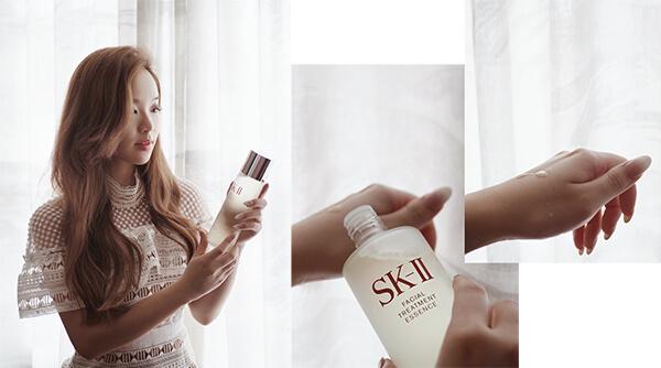 SK-II Facial Treatment Clear luôn nằm trong Top 5 lotion dưỡng da tốt nhất được săn đón