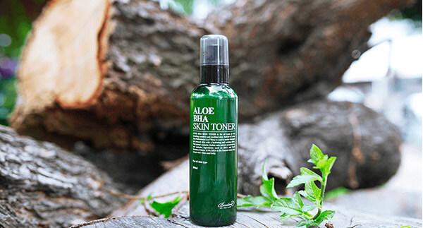Nước hoa hồng Aloe bha skin đang được rất nhiều chị em chọn làm nước cấp ẩm cho làn da của mình