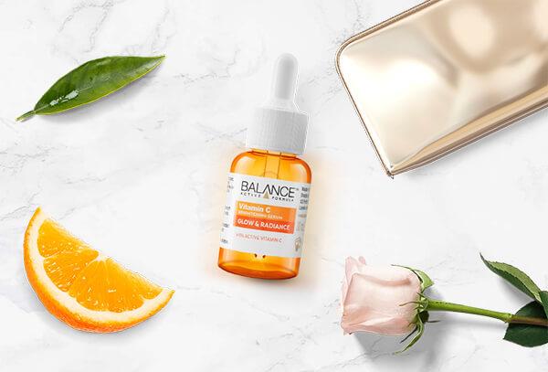 Với Serum vitamin C - Phục hồi và cung cấp dưỡng chất cho làn da mỗi ngày