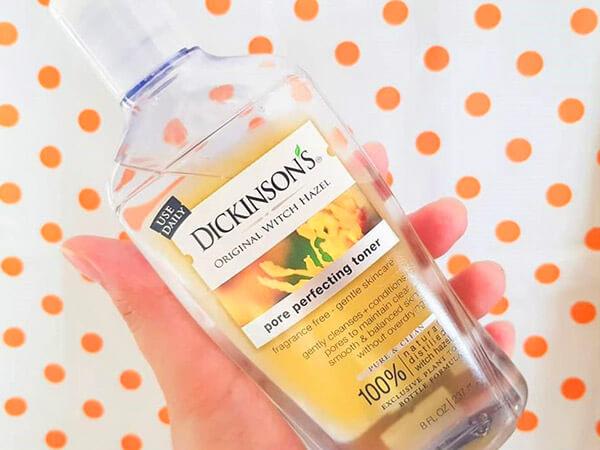 Giới thiệu về sản phẩm Toner Dickinson