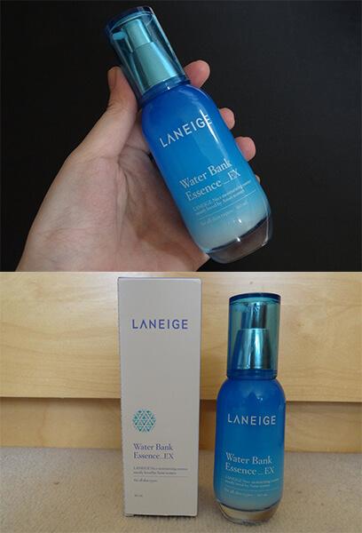 Laneige Water Bank Essence Ex