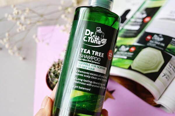 Farmasi Tea tree đem lại làn da nhẹ nhàng, sạch, sáng và không bóng dầu