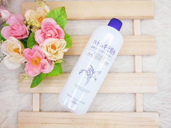 Cải thiện làn da của bạn hằng ngày với Gel dưỡng ẩm naturie hạt ý dĩ đến từ Nhật Bản