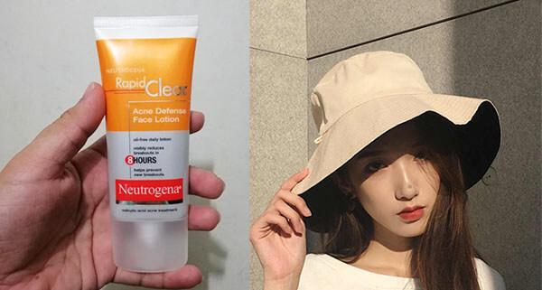 Che chắn da sau khi sử dụng vì sản phẩm có thể làm tăng độ nhạy cảm của da khi tiếp xúc với ánh sáng