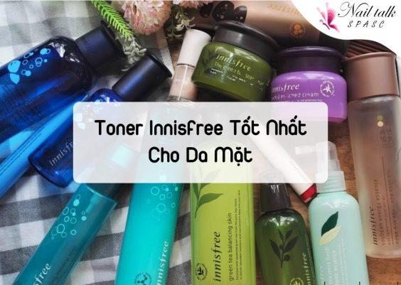 Toner Innisfree tốt nhất cho da mặt