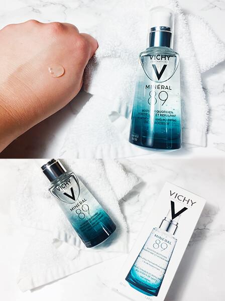 Serum dưỡng ẩm Vichy Minéral 89
