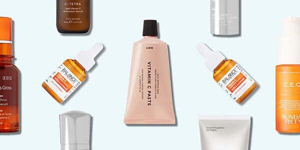 Serum Vitamin C cung cấp một lượng vitamin C lớn giúp cải thiện làn da của bạn