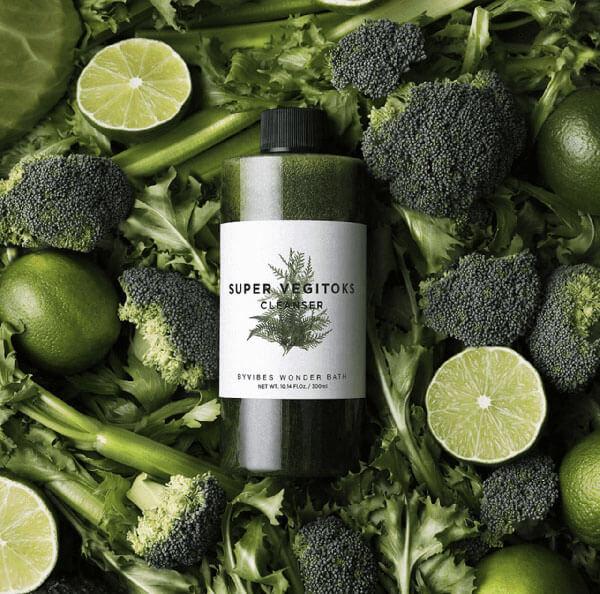 Super vegitoks Cleanser an toàn với chiết xuất thiên nhiên