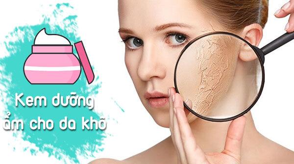 Review top kem dưỡng ẩm cho da khô tốt và hiệu quả