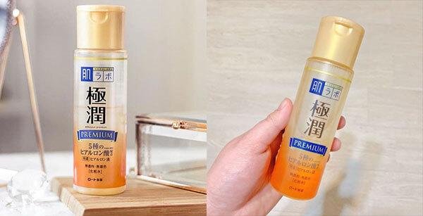 Hada Labo Premium Gokujyun Lotion - ngăn ngừa khô da, mất nước hiệu quả.