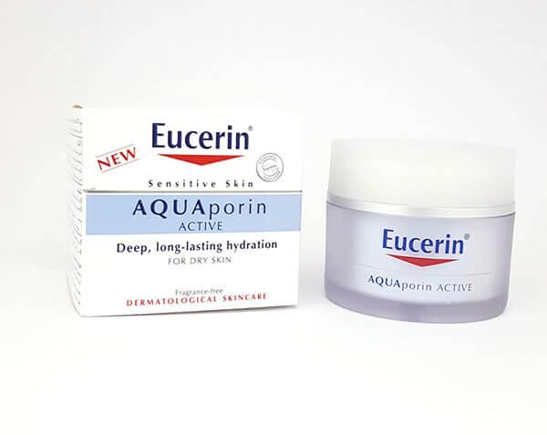 Top kem dưỡng ẩm cho da nhạy cảm: Eucerin Lipo Balance