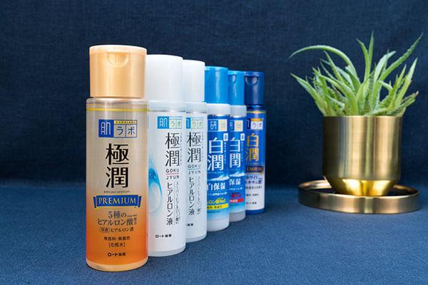 Hada labo lotion sản phẩm ngon bổ rẻ dưỡng ẩm tốt cho mọi loại da