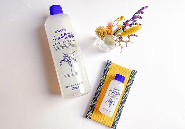 Nước cấp ẩm Naturie Skin Conditioner