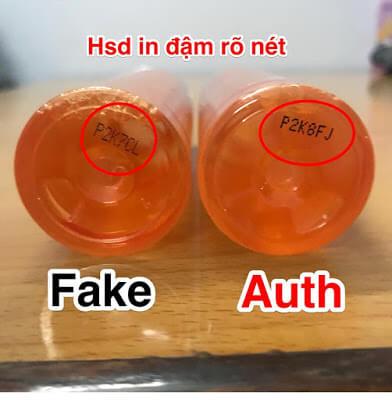 Mua hàng tại những nơi uy tín, tránh tình trạng hàng fake và kém chất lượng