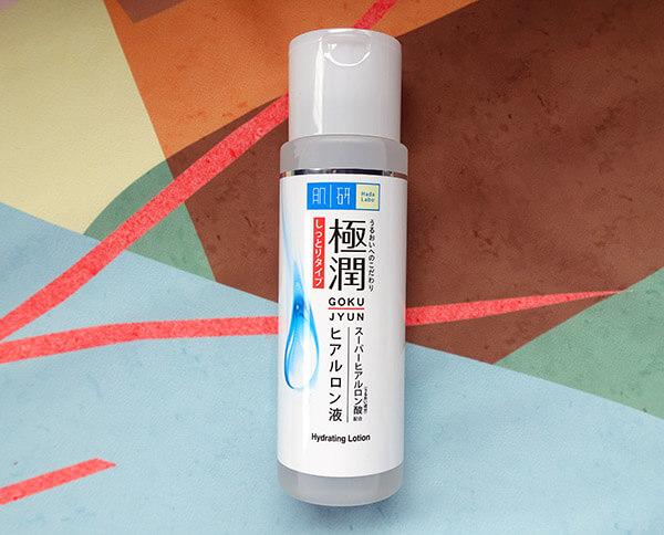 Toner tốt đến từ Nhật Bản cho làn da nhạy cảm