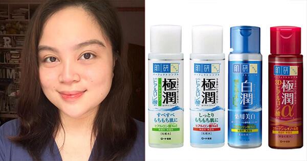 Hada Labo lotion giúp cấp ẩm và dưỡng chất cho làn da trở nên mịn màng, trắng khỏe