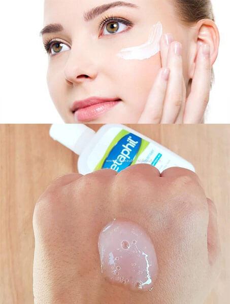 Sữa rửa mặt dạng kem và gel đem lại hiệu quả tốt nhất dành cho da khô