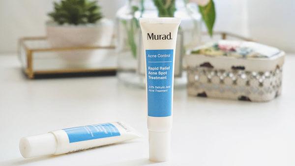 Điều trị mụn hiểu quả với Murad Rapid Relief Acne Spot Treatment